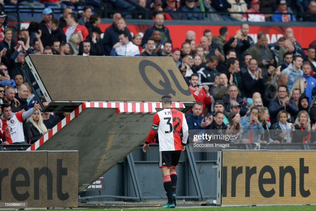 Feyenoord v Vitesse - Dutch Eredivisie : News Photo