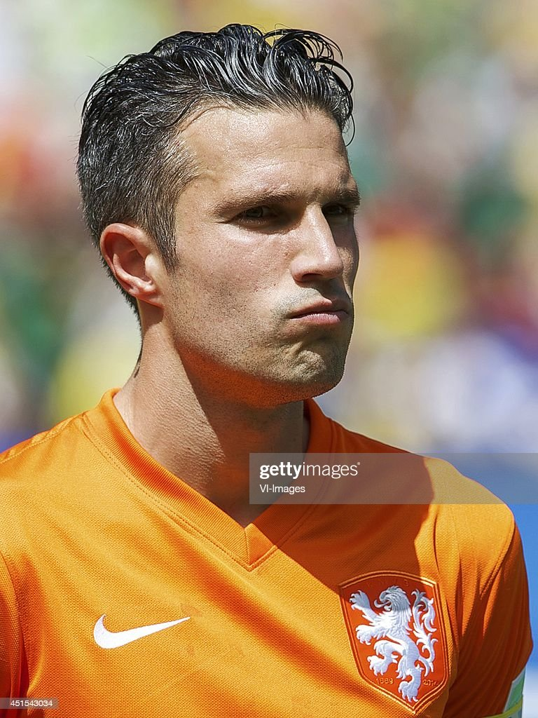 FIFA World Cup 2014 Brazil - 'Netherlands v Mexico' : News Photo