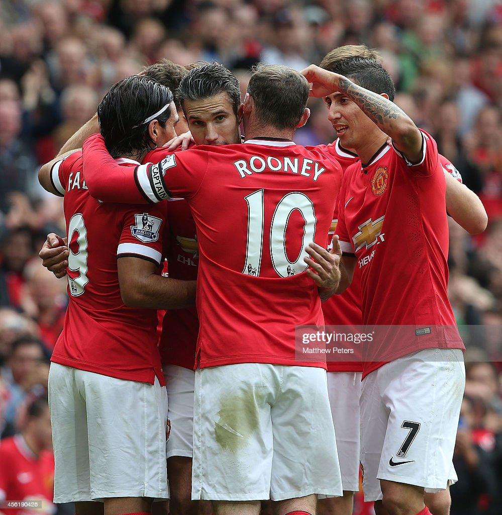 Manchester United v West Ham United - Premier League : Nachrichtenfoto