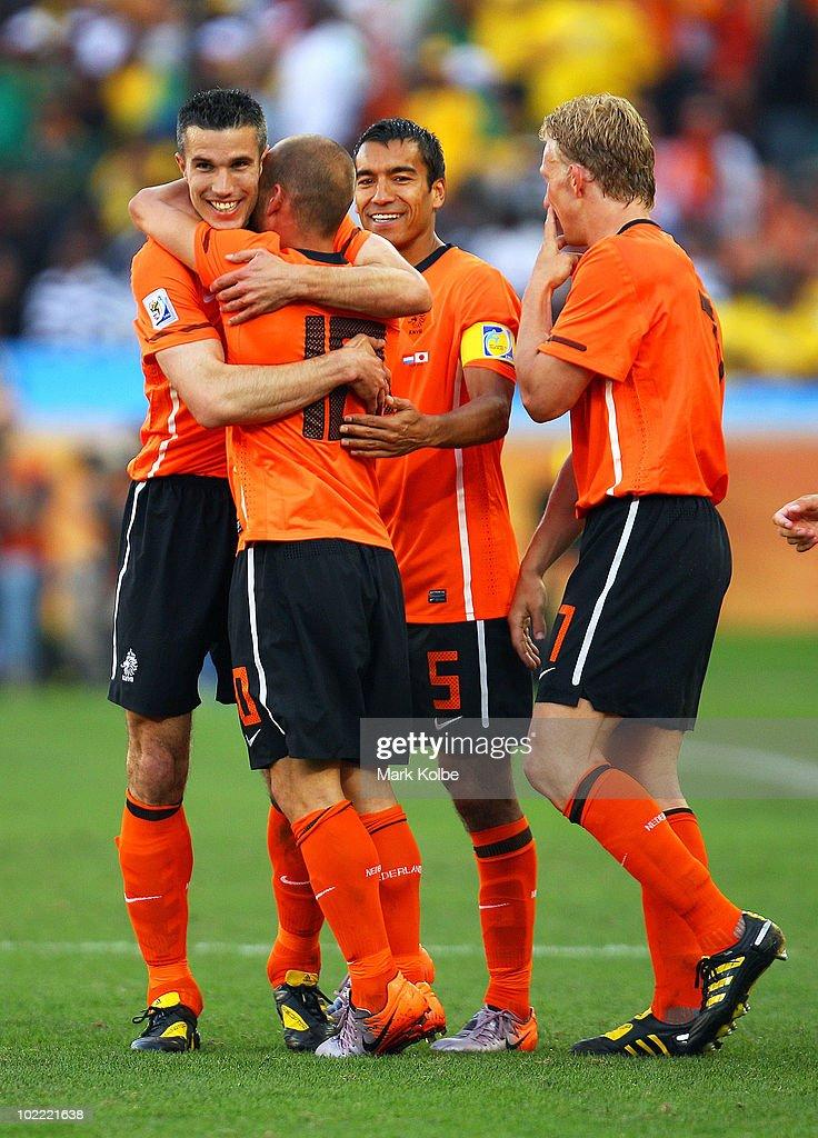 Netherlands v Japan: Group E - 2010 FIFA World Cup