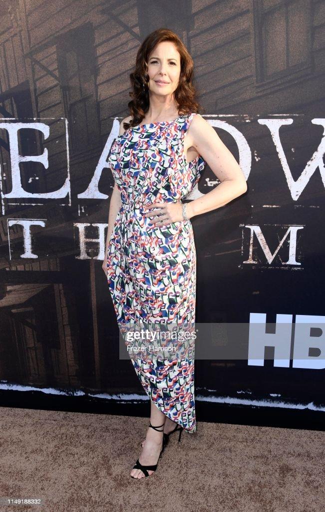 """LA Premiere Of HBO's """"Deadwood"""" - Arrivals : News Photo"""