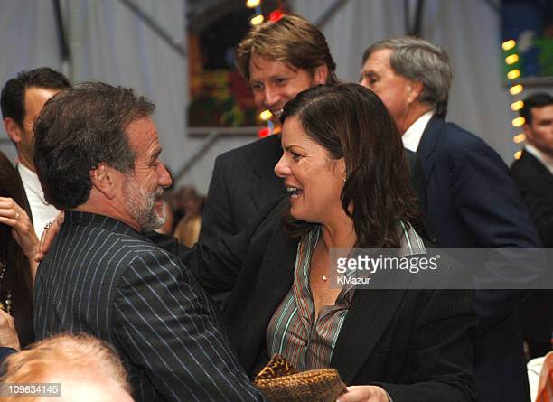 PopWatch Matchmaker: Robin Williams and Marcia Gay Harden HOST