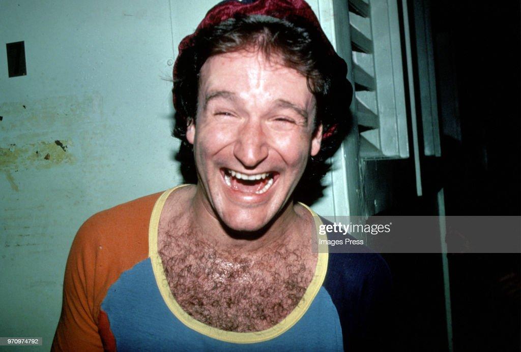 Robin Williams... : News Photo