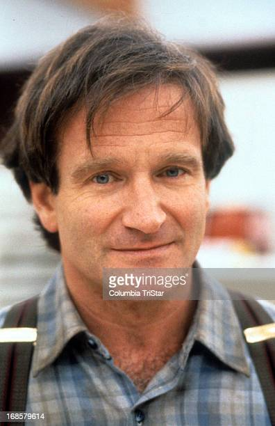 Robin Williams in a scene from the film 'Jumanji' 1995