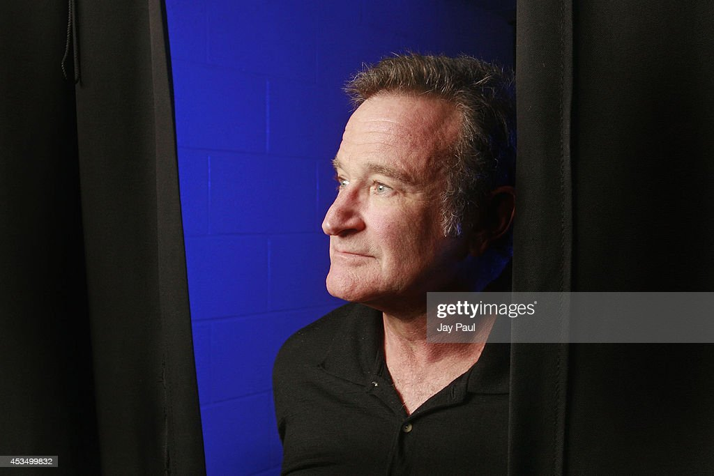 Actor-Comedian Robin Williams Dies At 63 : News Photo
