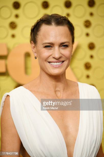 Robin Wright attends the 71st Emmy Awards at Microsoft Theater on September 22, 2019 in Los Angeles, California.