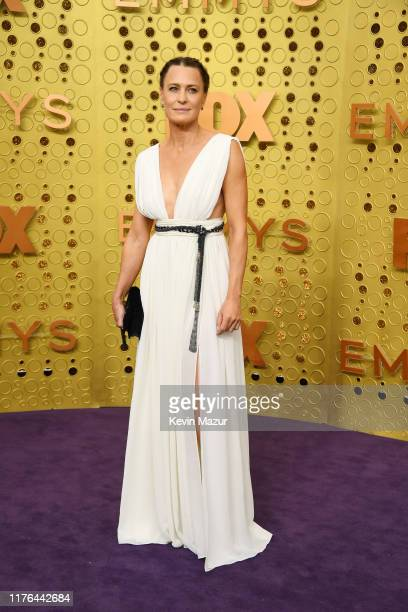 Robin Wright attends the 71st Emmy Awards at Microsoft Theater on September 22 2019 in Los Angeles California