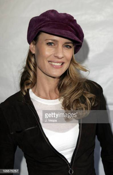 Robin Wright Penn during The 20th Annual IFP Independent Spirit Awards - Green Room in Santa Monica, California, United States.
