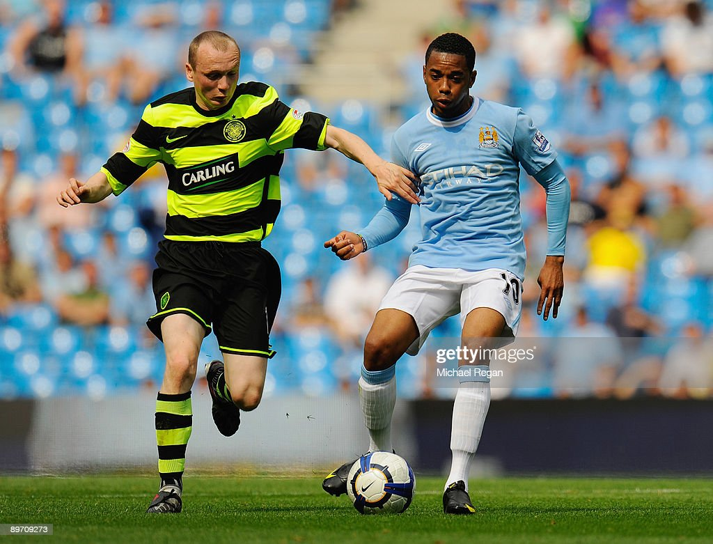 Manchester City v Celtic - Pre Season Friendly