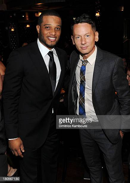 5dd1af79f84191 Robinson Cano and GQ editorinchief Jim Nelson attend GQ s Gentlemen s Ball  Presented By Gentleman Jack Land