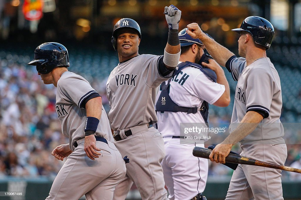 New York Yankees v Seattle Mariners