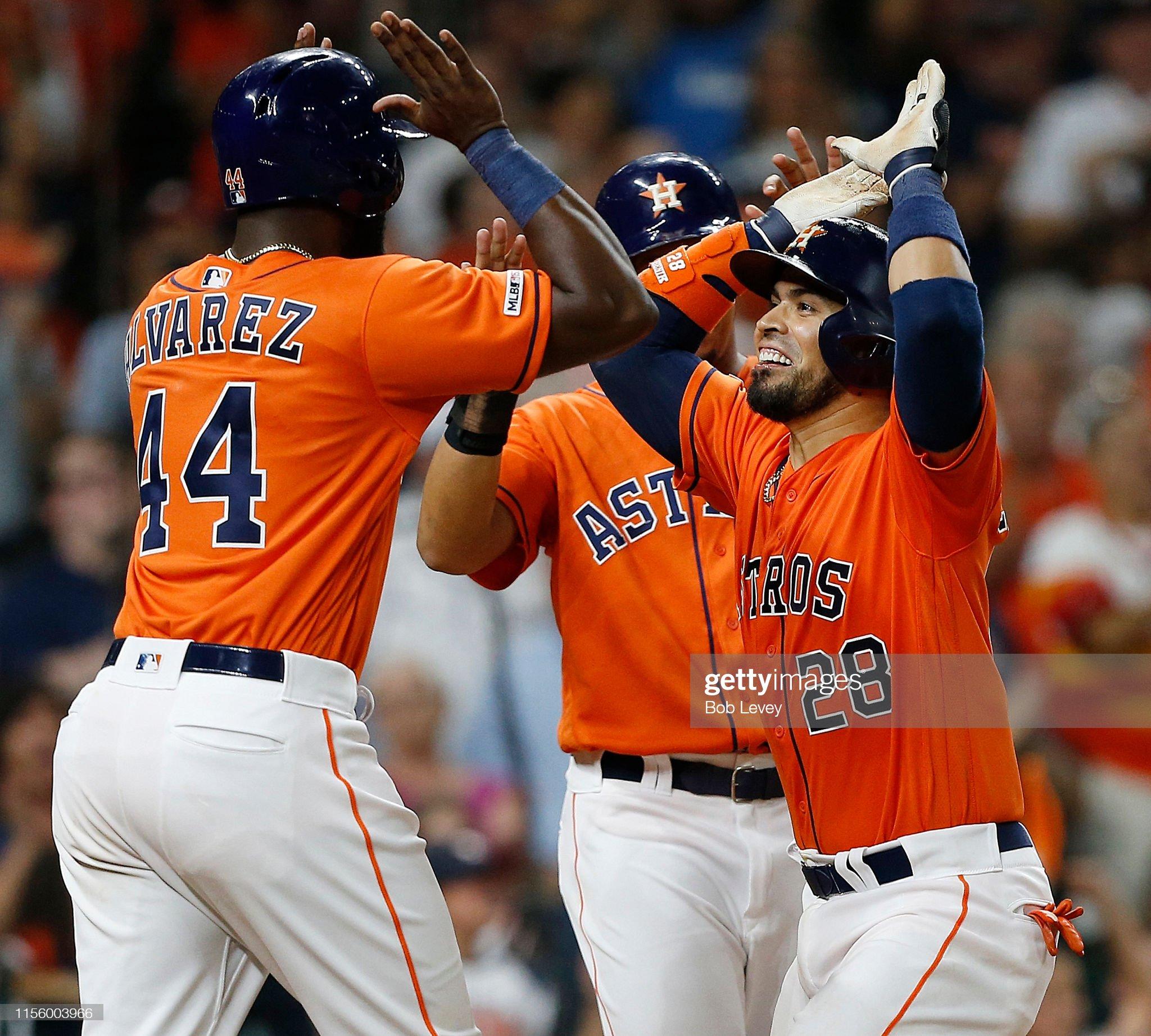 Toronto Blue Jays v Houston Astros : News Photo