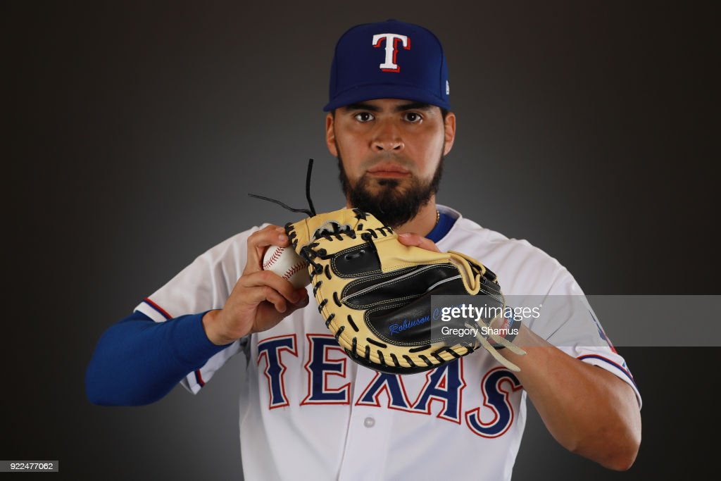 Texas Rangers Photo Day : Photo d'actualité