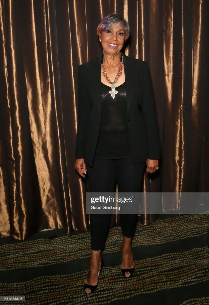 Robinson Entertainment President and honoree Dolores Robinson attends the 2017 Personal Managers Hall of Fame induction ceremony at the Downtown Grand Hotel & Casino on May 18, 2017 in Las Vegas, Nevada.