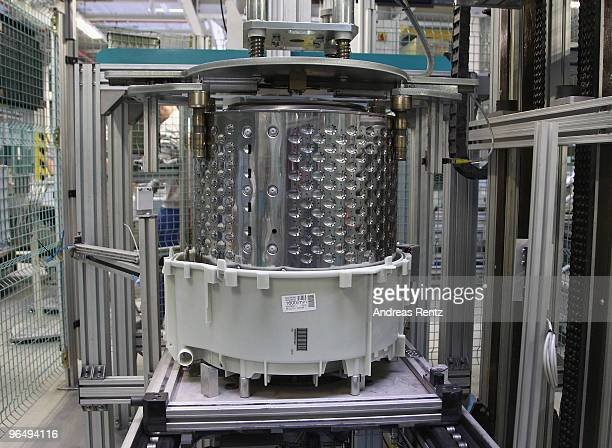 Best Top Loading Washing Machine >> Washing Machine Drum Stock Photos and Pictures | Getty Images