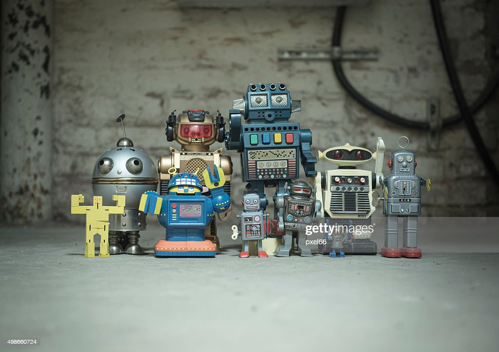 Robot Clique