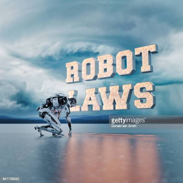 Robot laws: rules that robots should obey to safeguard humans