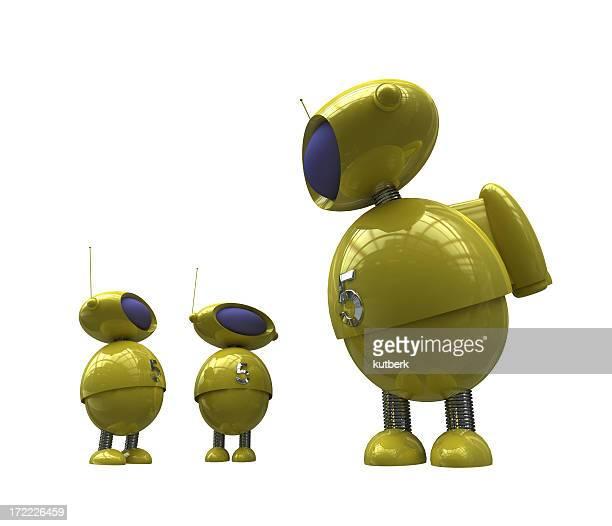 Robot maestro