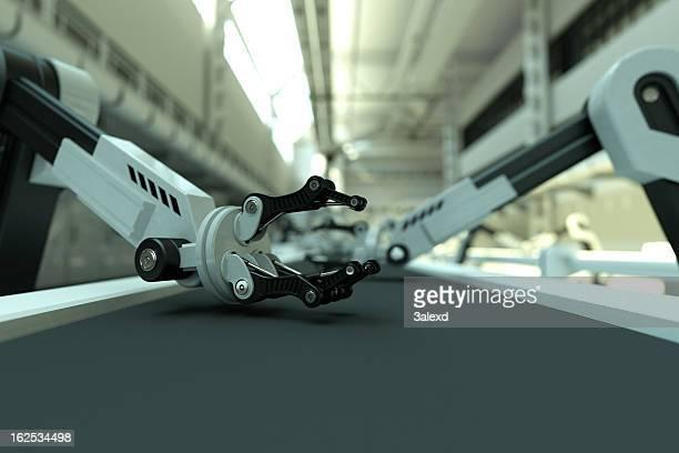 Industrieroboter-arm