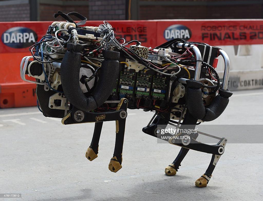 US-JAPAN-DISASTER-ROBOTS-TECHNOLOGY : News Photo