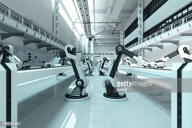robots - automated stock pictures, royalty-free photos & images