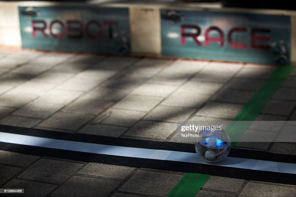 Robot Race in Toulouse : Fotografía de noticias