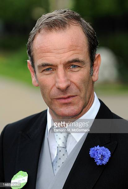 Robson Green attends day two of Royal Ascot at Ascot Racecourse on June 20 2012 in Ascot England