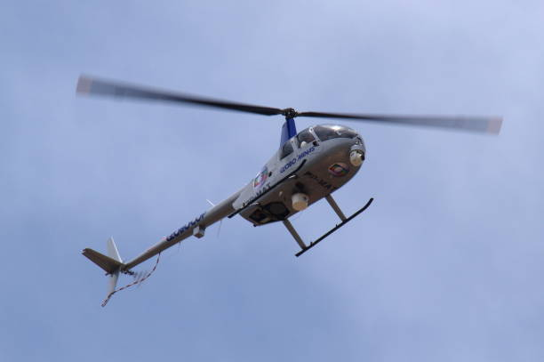 Robson Helicopter R44 - Globocop - TV Globo Minas