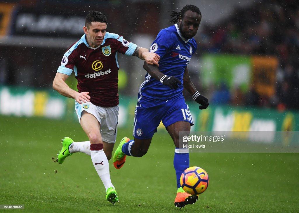 Burnley v Chelsea - Premier League : News Photo