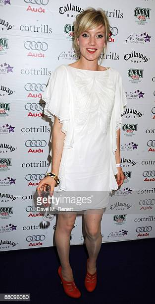 Robyn Addison attends the 5 Stars Scanner Appeal on June 1 2009 in Sutton Coldfield United kingdom