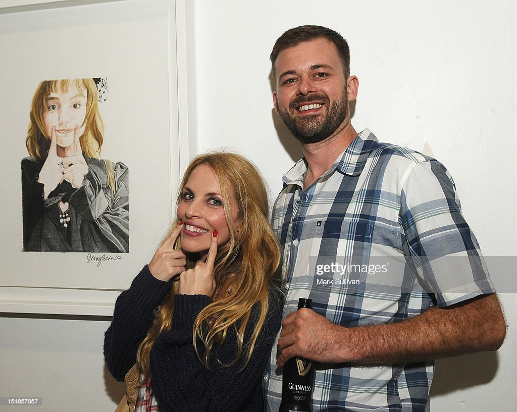 Opening Reception for Diane Marshall-Green's Lolitas at the America Martin Gallery : News Photo