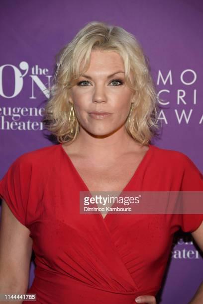 Robyn Hurder attends 19th Annual Monte Cristo Awardat Edison Ballroom on April 22 2019 in New York City