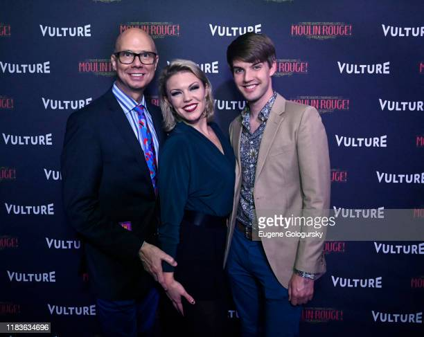 Robyn Hurder attends the Vulture And Moulin Rouge The Musical Present A Spectacular Spectacular Moulin Rouge The Musical Album Release on October 25...