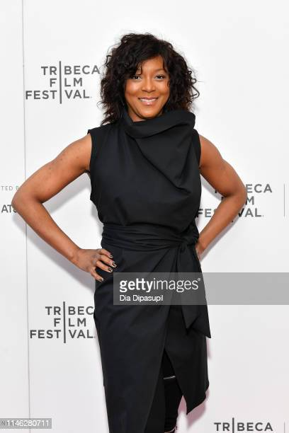 Robyn Payne attends the Driveways screening during the 2019 Tribeca Film Festival at Village East Cinema on April 30 2019 in New York City