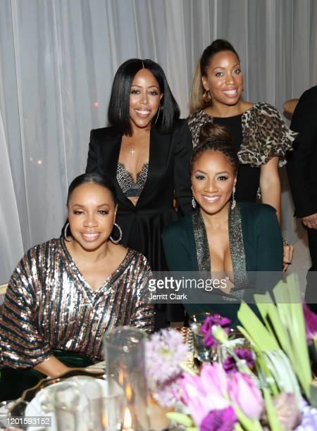 Roc Nation CoPresident Shari Bryant Atlanta Office of Film Entertainment CoDirector Director of Marketing Phillana Williams and Global Think...