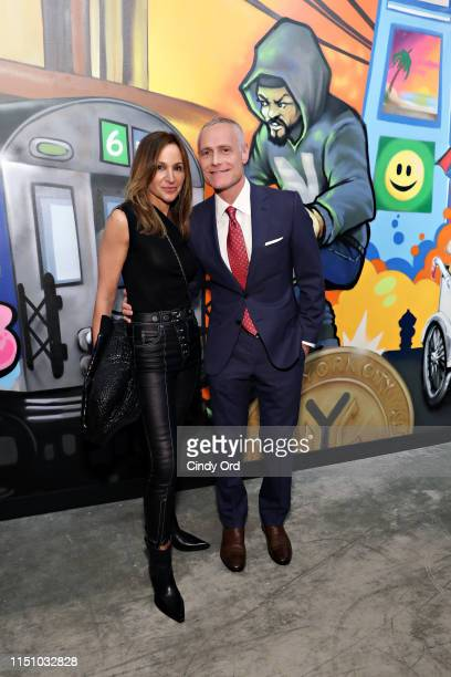 Roc Nation president Michael Yormark attends as Roger Gastman and LL COOL J host BEYOND THE STREETS opening night at 25 Kent on June 19 2019 in New...