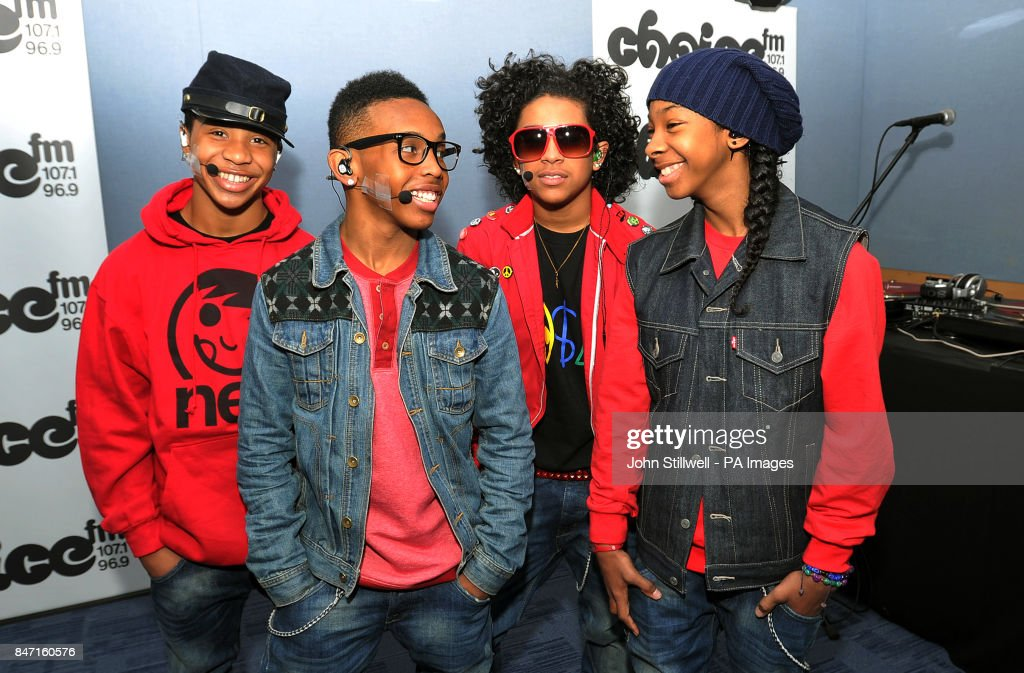 Mindless Behavior At Choicefm London Pictures Getty Images