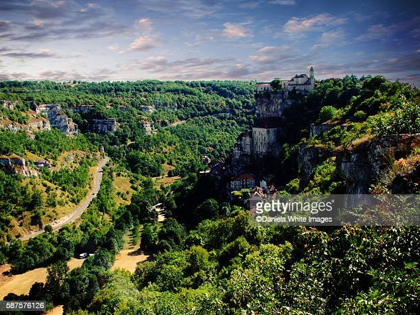 rocamadour, france - rocamadour stock pictures, royalty-free photos & images