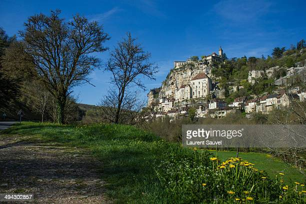 Rocamadour is a commune in the Lot department in south-western France.