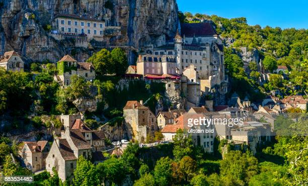 Rocamadour Lot MidiPyrenees France
