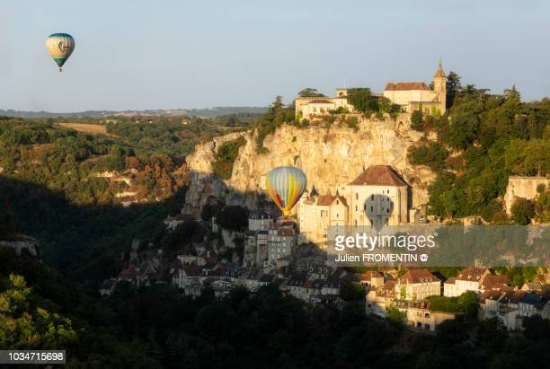 rocamadour, lot - rocamadour stock pictures, royalty-free photos & images