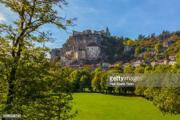 rocamadour - rocamadour stock pictures, royalty-free photos & images