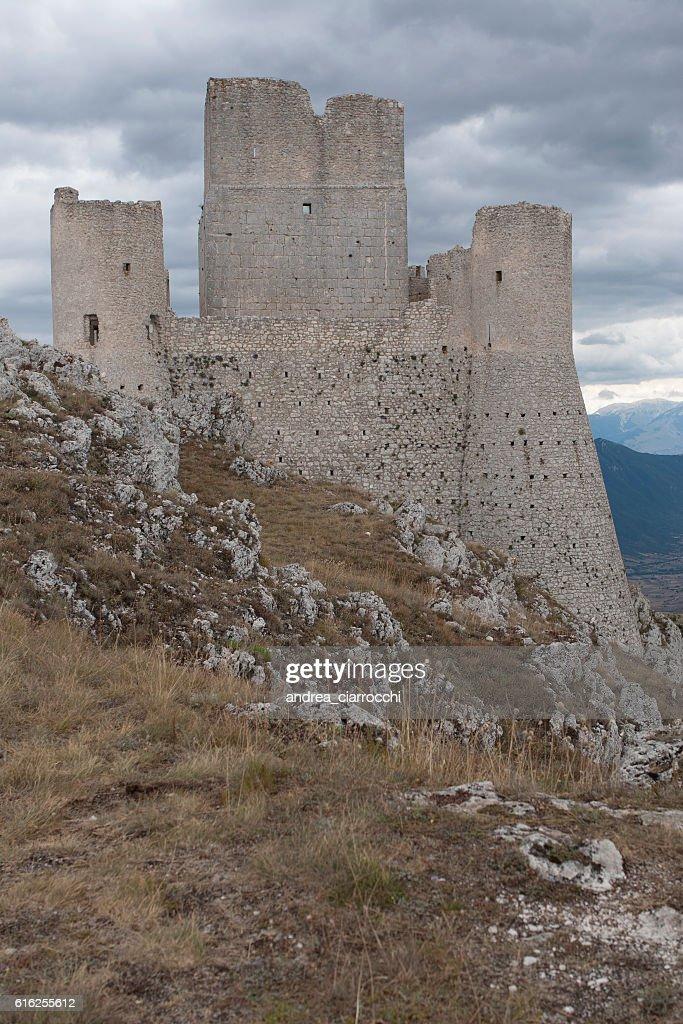 Rocca Calascio : Foto de stock