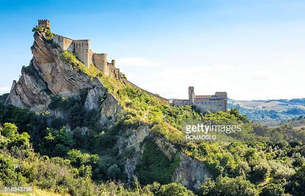 roccascalegna 城州では、イタリアのアブルッツィ chieti - アブルッツォ州 ストックフォトと画像