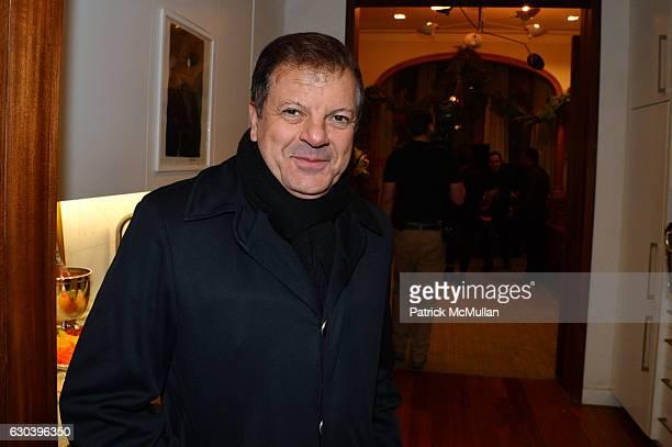 Rocco Ancarola attends Leesa Rowland Ramona Singer R Couri Hay Cornelia Guest Salute Animal Ashram @ Chez Couri at Chez Couri on December 19 2016 in...