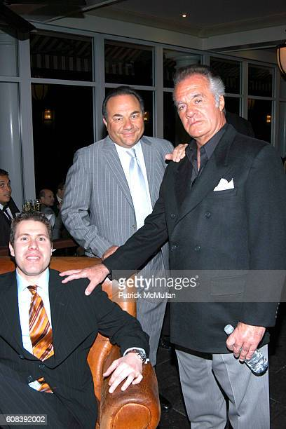 Rocco Basile Joseph Scarpinito and Tony Sirico attend Children of the City 3rd Annual Gala Helps South Brooklyn's Youth Break Free from the Vicious...