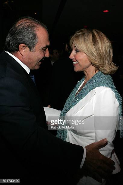 Rocco Commisso and Carole Black attend Carole Positive An Evening to Benefit Cable Positive Honoring Carole Black and Lifetime Television at The...