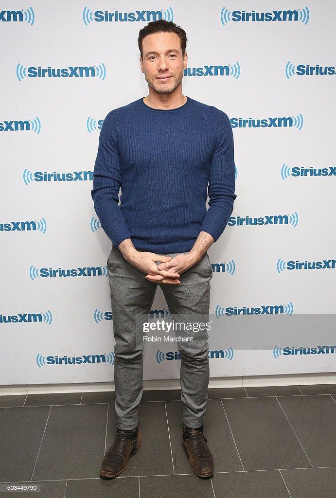 Celebrities Visit SiriusXM Studios - January 5, 2016