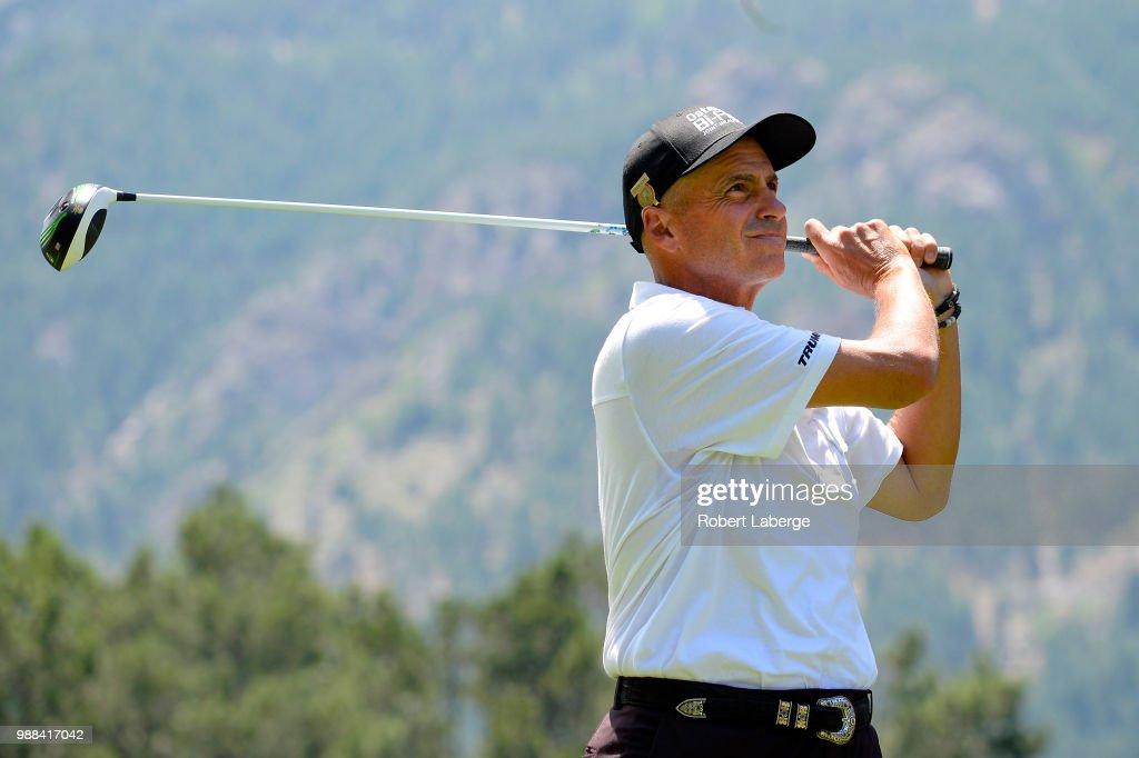 U.S. Senior Open Championship - Round Three : Nachrichtenfoto