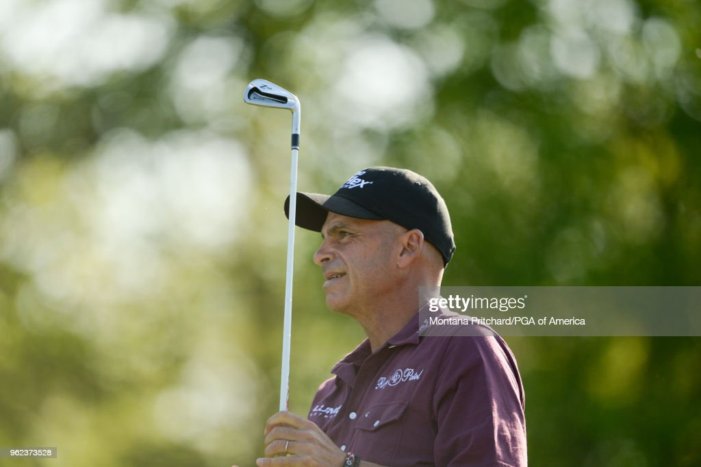 79th KitchenAid Senior PGA Championship : News Photo